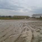 Retirada acopios y dique Cabañas - Obra hidráulica - Solceq