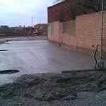 Calzada en Alfamén - Obra urbanización - Solceq