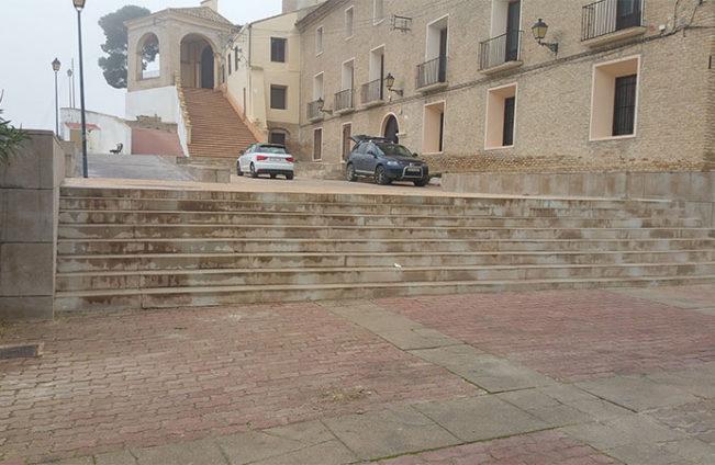 Acondicionamiento Plaza Mirador Villamayor