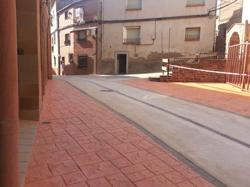 Calle en Sestrica