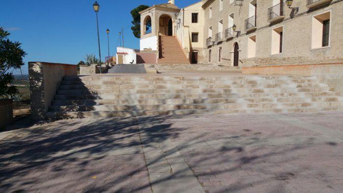 Rehabilitación en Villamayor