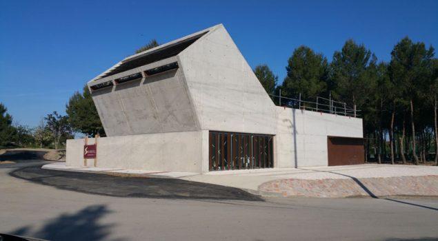 Tanatorio municipal El Burgo de Ebro