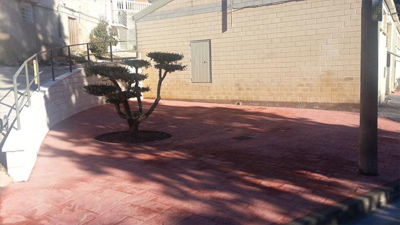Acondicionamiento Plaza Viver