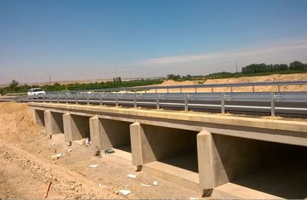 Obras de emergencia en Pina de Ebro