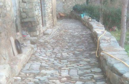 Pavimentación Calle Montañana Huesca