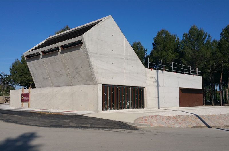 Tanatorio Burgo de Ebro